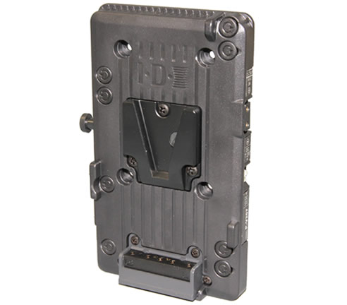 IDX/アイディエクス Vマウントバッテリー用プレート P-V257(V-Plate)