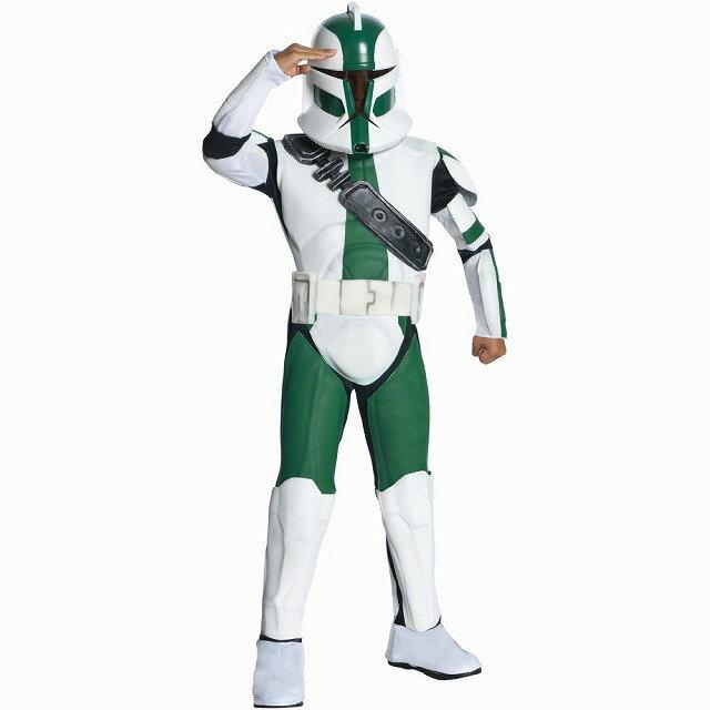 クローン・トルーパー スターウォーズ 衣装、コスチューム 子供男性用 Clone Trooper