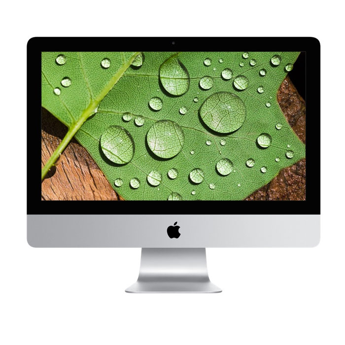 iMac 21.5インチRetina 4Kモデル MK452J/A [3100] Windows 8プリインストール済みモデル