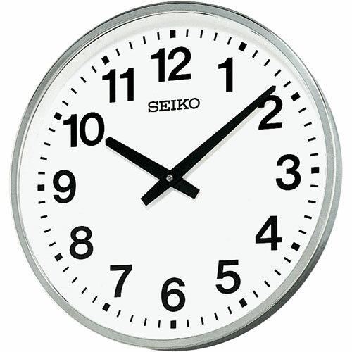 SEIKO掛け時計 屋外 セイコー掛け時計 大型時計 SEIKO時計 KH411S  【楽ギフ_包装】【楽ギフ_のし】【楽ギフ_のし宛書】【楽ギフ_メッセ入力】【楽ギフ_名入れ】
