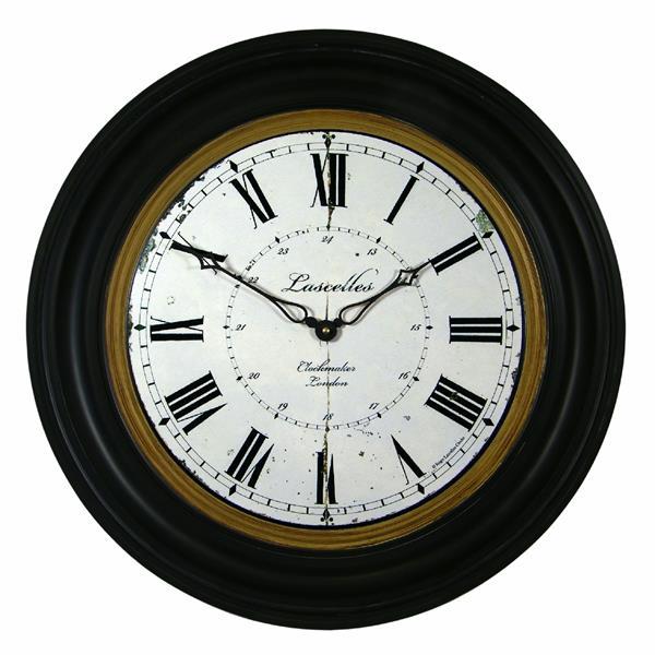 大型掛け時計 ロジャーラッセル 掛け時計 RogerLascelles Lascelles Clockmaker Wall Clock 50cm 壁掛け時計 RWB-CLOCKMAKER