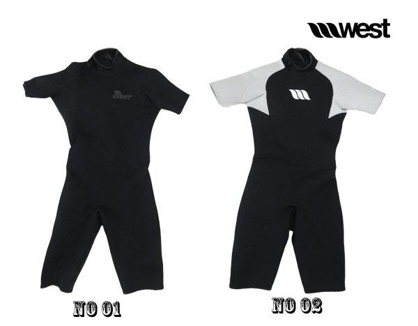 WEST SUITS/ウエストスーツ/スプリングスーツ/Size ML/2タイプ/8800