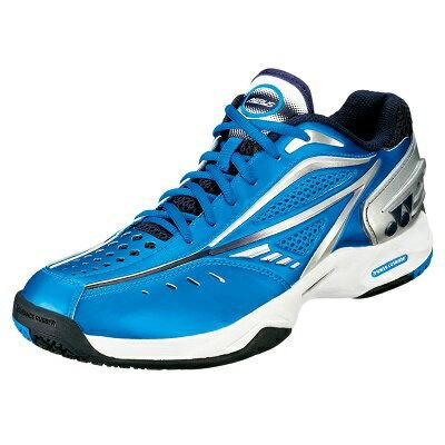 YONEX オムにクレー用テニスシューズ SHT-AGC(599) ファインブルー