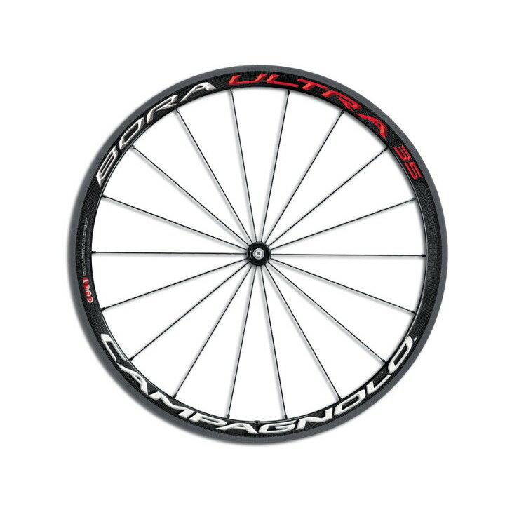 (Campagnolo/カンパニョーロ)(自転車用ホイール)BORA ウルトラ 35 チューブラー(F+R)シマノ(2014)(9/10/11s(136340)