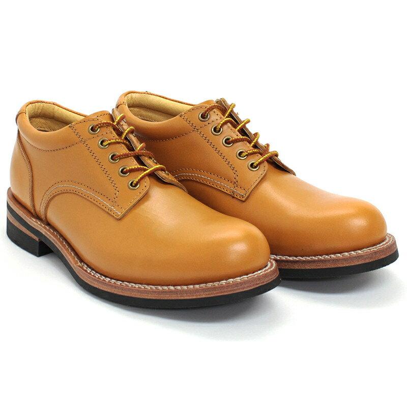 ブーツ メンズ DEDEsKEN デデスケン 本革 オイルレザー グッドイヤー製法 プレーントゥ 10595 靴 コーデ