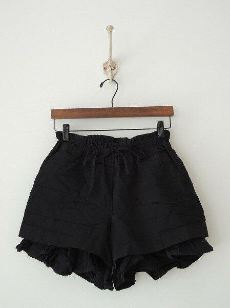 カオン kaon 裾フリルショートパンツ size36【中古】【高価買取中】