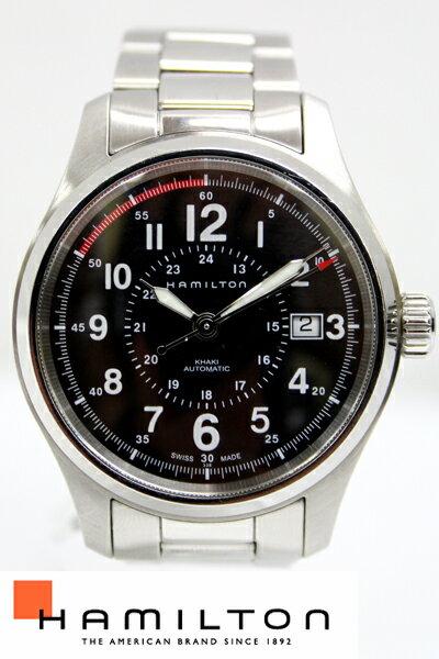 【HAMILTON】ハミルトン カーキ フィールド メンズ 自動巻き 腕時計 男性用 H705950【中古】