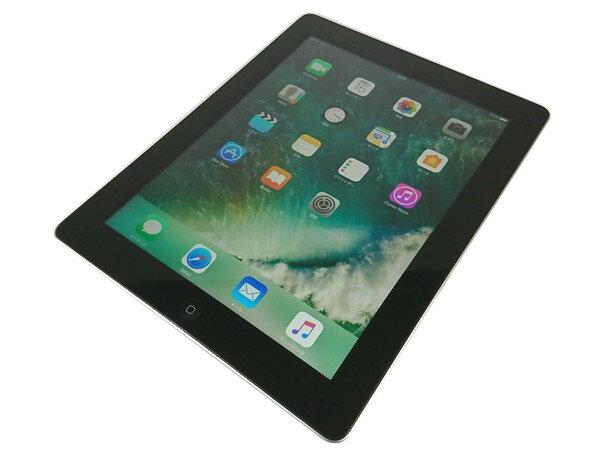 【中古iPad】au iPad Retinaディスプレイ(第4世代) 本体 Wi-Fi+Cellularモデル MD522J/A 16GB [TB11]