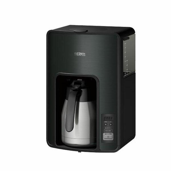 サーモス 真空断熱ポットコーヒーメーカー 1.0L ECH1001-BK