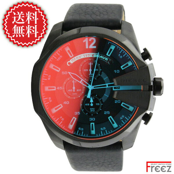 DIESEL ディーゼル 時計 MEGA CHIEF メガチーフDZ4323 DIESEL 時計【あす楽】【送料無料】