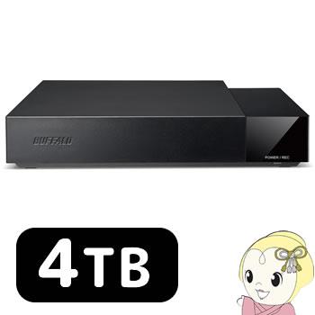 HDV-SA4.0U3/V バッファロー 外付けHDD HDV-SAU3/Vシリーズ 4TB【smtb-k】【ky】【KK9N0D18P】