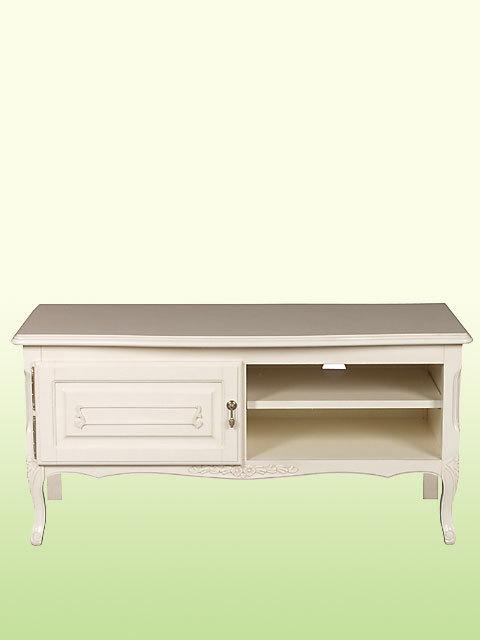 フィオーレテレビボードハーフ♪wh179【白・ホワイト家具】【シンプル】【テレビ台】【TV】