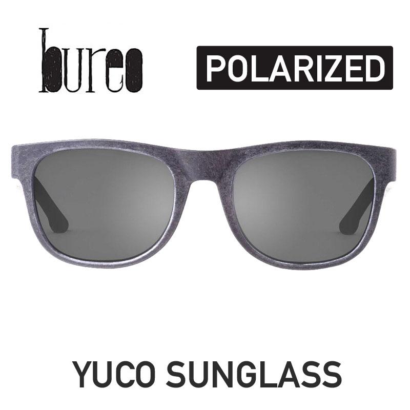 偏光サングラス BUREO ブレオ (001) YUCO SUNGLASS サングラス 【 偏光 】眼鏡 漁網リサイクル スケート サーフ 釣り フィッシング 【CSV0516】