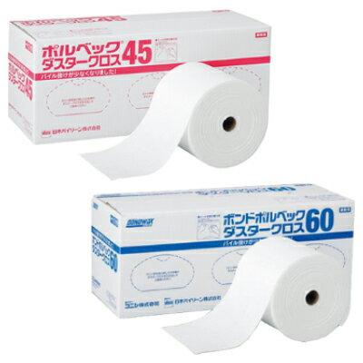 【ポイント3倍】コニシ ポルベック ダスタークロス(45・60) 3ロール入【業務用 掃除用品】