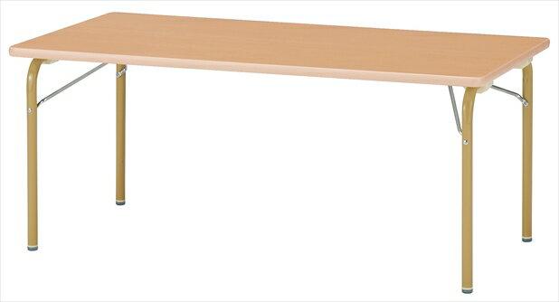 TOKIO【藤沢工業】 キッズテーブル 角形・ロータイプ JRK-0960L W900xD600xH380