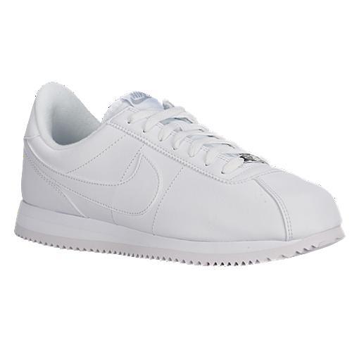 (取寄)NIKE ナイキ メンズ コルテッツ スニーカー Nike Men's Cortez White Wolf Grey Metallic Silver White 【コンビニ受取対応商品】