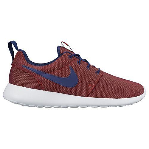 (取寄)NIKE ナイキ メンズ ローシ ワン レッド 赤 スニーカー Nike Men's Roshe One Loyal Blue University Red Loyal Blue 【コンビニ受取対応商品】