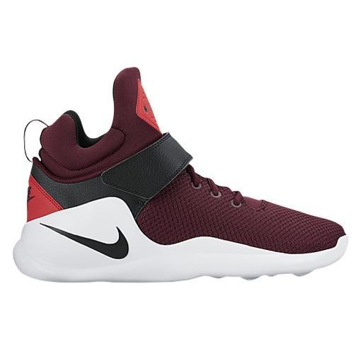 (取寄)NIKE ナイキ メンズ クワザイ スニーカー バスケットボール Nike Men's Kwazi Night Maroon Black Action Red White 【コンビニ受取対応商品】