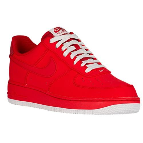 (取寄)NIKE ナイキ メンズ エアフォース 1 ロー スニーカー Nike Men's Air Force 1 Low University Red Sail University Red