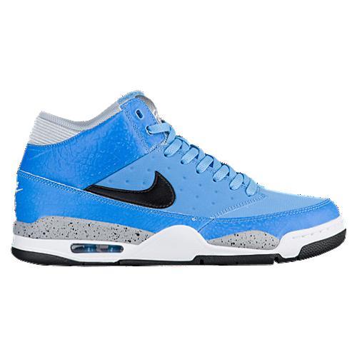 (取寄)ナイキ メンズ エア フライト クラシック Nike Men's Air Flight Classic University Blue Black Wolf Grey