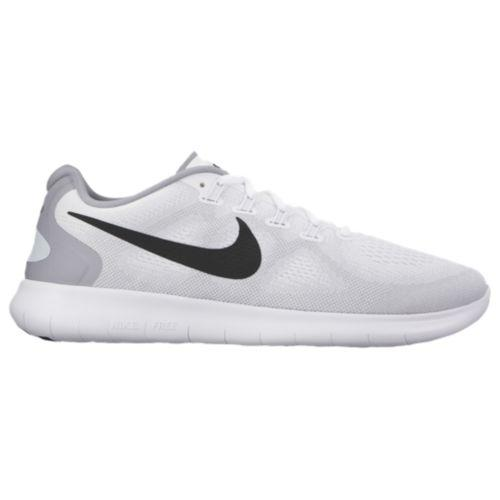 (取寄)ナイキ メンズ フリー RN 2017 Nike Men's Free RN 2017 White Black Pure Platinum