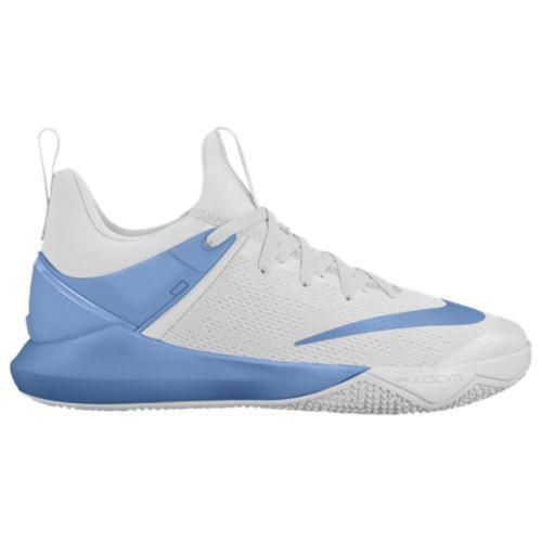 (取寄)Nike ナイキ メンズ ズーム シフト バスケットシューズ スニーカー Nike Men's Zoom Shift White Coast