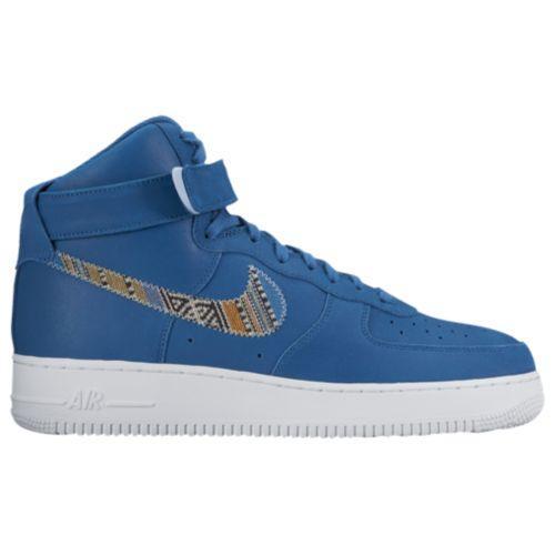 (取寄)ナイキ メンズ エア フォース 1 ハイ LV8 Nike Men's Air Force 1 High LV8 Industrial Blue Industrial Blue