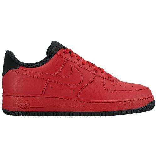 (取寄)ナイキ メンズ エア フォース 1 ロー Nike Men's Air Force 1 Low Gym Red Gym Red Black