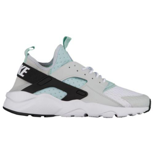 (取寄)Nike ナイキ メンズ エア ハラチ ラン ウルトラ Nike Men's Air Huarache Run Ultra Pure Platinum Black Igloo White