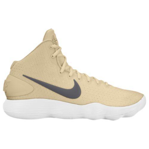 (取寄)Nike ナイキ メンズ リアクト ハイパーダンク 2017 ミッド バスケットシューズ スニーカー Nike Men's React Hyperdunk 2017 Mid Team Gold Dark Grey