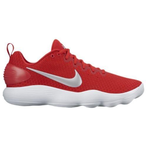 (取寄)Nike ナイキ レディース リアクト ハイパーダンク 2017 ロー Nike Women's React Hyperdunk 2017 Low University Red