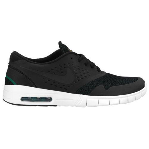(取寄)ナイキ メンズ エスビー コストン 2 マックス Nike Men's SB Koston 2 Max Black Black Varsity Maize Green