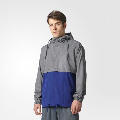 (取寄)アディダス オリジナルス メンズ EQT リフレクティブ ウインドブレーカー ウィンドブレーカー adidas originals Men's EQT Reflective Windbreaker Reflective Silver