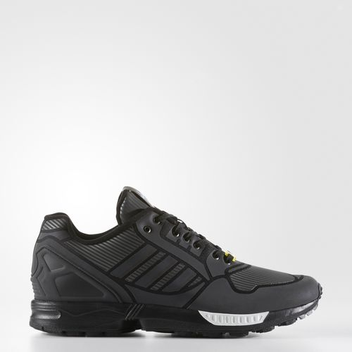 (取寄)アディダス オリジナルス メンズ ゼットエックス フラックス  adidas originals Men's ZX FLUX  Core Black  /  Ocean  /  Running White