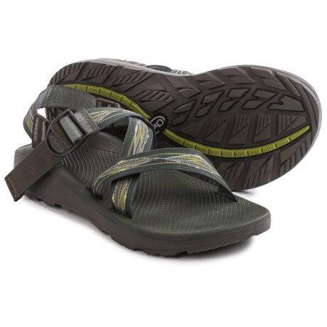 (取寄)チャコ メンズ Z/Cloudスポーツ サンダル Chaco Men's Z/Cloud Sport Sandals Gobi Olive