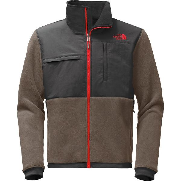 (取寄)ノースフェイス メンズ デナリ 2 フリース ジャケット The North Face Men's Denali 2 Fleece Jacket Recycled Falcon Brown/Asphalt Grey