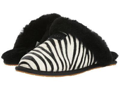 (取寄)アグ レディース スカフェット 2 エキゾチック UGG Women Scuffette II Exotic Zebra