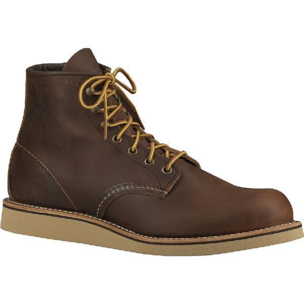 (取寄)レッドウィング メンズ ヘリテイジ ローバー ブーツ Red Wing Men's Heritage Rover Boot Copper Rough & Tough Leather