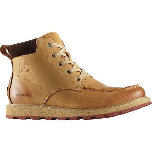 (取寄)ソレル メンズ マドソン モック トー ブーツ Sorel Men's Madson Moc Toe Boot Buff/Crouton
