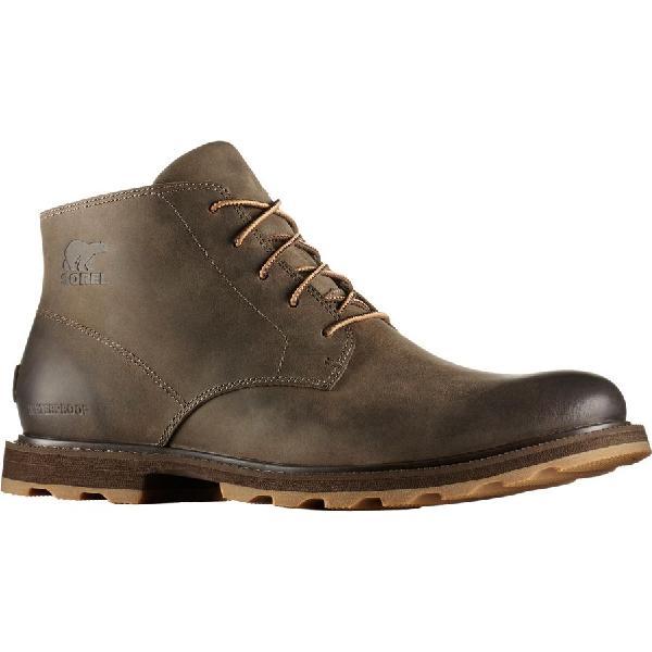 (取寄)ソレル メンズ マドソン チャッカ ブーツ Sorel Men's Madson Chukka Boot Major/Cordovan
