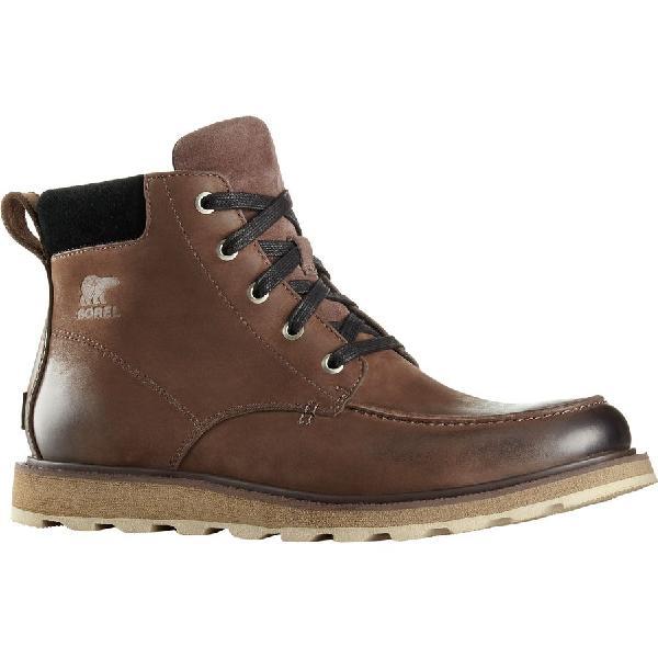 (取寄)ソレル メンズ マドソン モック トー ブーツ Sorel Men's Madson Moc Toe Boot Bruno