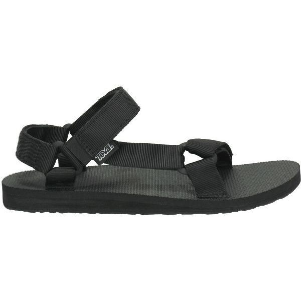 (取寄)テバ メンズ オリジナル ユニバーサル サンダル Teva Men's Original Universal Sandal Black