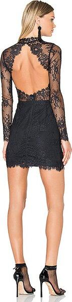 (取寄)エヌビーディー レディース デリラ ドレス イン ブラック NBD women's Delilha Dress in Black