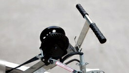 激安ブランド キャリーハンドル 【 タイプ1 】 0719-00 TIGHTJAPAN タイトジャパン MAX トレーラー部品