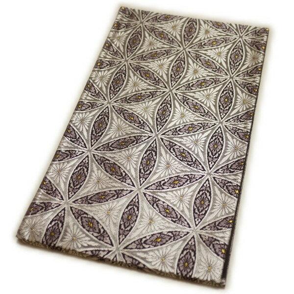 京都西陣織 仕立て上がり正絹袋帯 礼装:フォーマル【送料無料】日本製