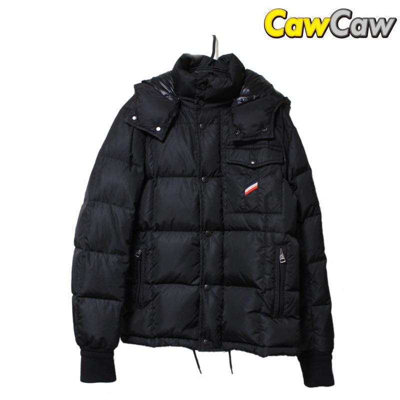 モンクレール ALBAN 4196700-54155 メンズ ダウンジャケット サイズ1【送料無料】Moncler【中古】【ブランド】【コンビニ受取対応商品】