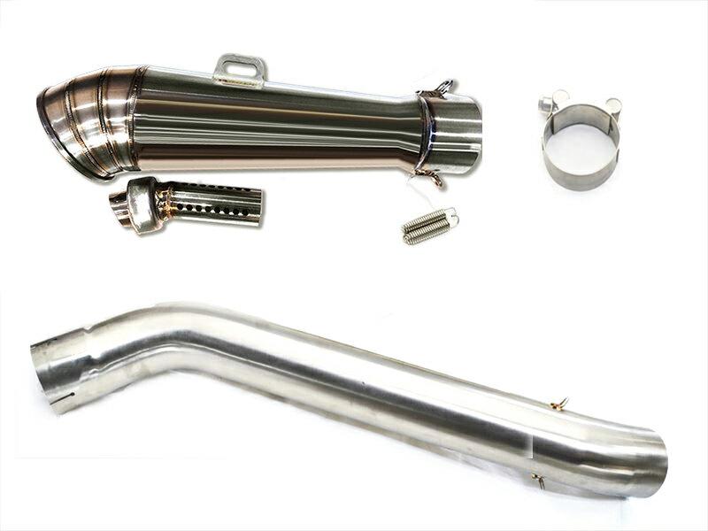 GSX-R1000 K9L1 2009-2011  4in1 LCI GPステンレススリップオンマフラー