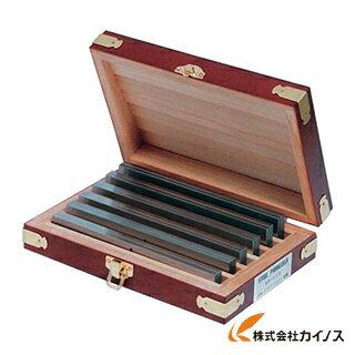 フジ 精密スチールパラレル 厚6.8 高20~28 長120mm 5組セット NSP-102