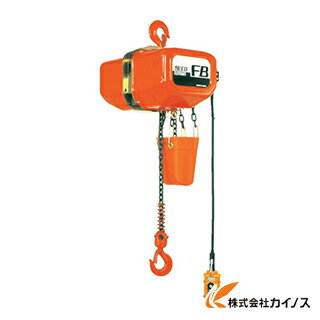 象印 FB型電気チェーンブロック1t(2速型) F4-01060
