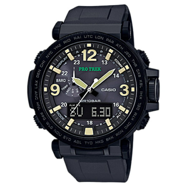 CASIO(カシオ) プロトレック PRG-600Y-1JF 00602594男女兼用腕時計 腕時計 高機能ウォッチ アウトドアギア